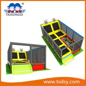 European Inflatable Outdoor Trampoline for Childrens pictures & photos