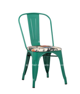 Factory Direct Sale Hot Iron Garden Chair Zs-T-01 pictures & photos