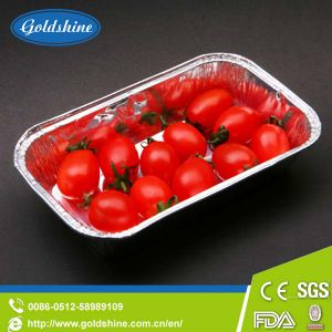 China Professional Aluminum Foil Container Manufacturer pictures & photos