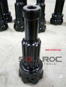 Down The Hole M40-115mm DTH Bit for M40 Hammer pictures & photos