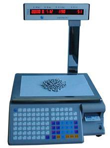 Electronic Barcode Scale with Inner Printer pictures & photos