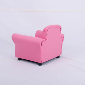 PVC Leather Leisue Upholster Chair/Children Furniture pictures & photos