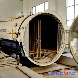2000X4500mm ASME Approved PVB Laminated Glass Autoclave (SN-BGF2045) pictures & photos