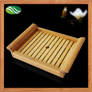 Bamboo Sushi Plate/ Bamboo Serving Tray pictures & photos