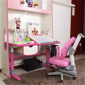 Cost-Efficient and Colorful Wooden Kids Furniture Children Table pictures & photos