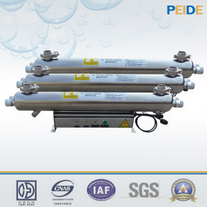 Moderate Price High Quality Purifying Water UV Water Sterilizer pictures & photos