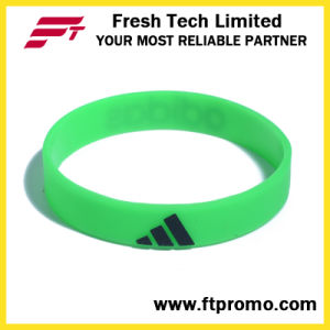 Promotional Gifts OEM Company Silicone Wristband pictures & photos