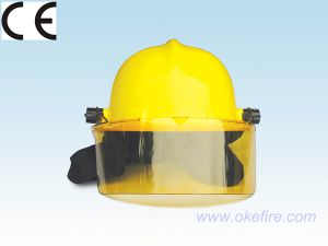 Fire Fighting Helmet with CE