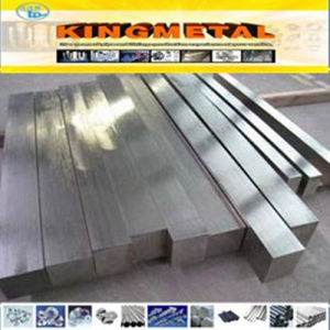 SUS303s Hot Rolled/Cold Drawn/Automatically Polished/Annealed/Forged Stainless Steel Square Bar pictures & photos