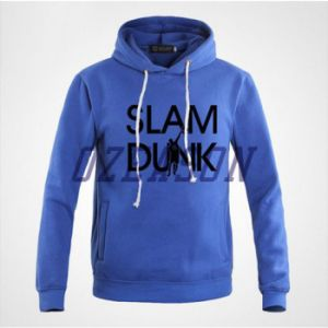Wholesale Hoodies Custom Sublimation Blue Hoody pictures & photos