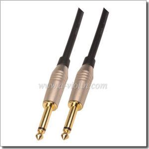 PVC Jacket Guitar Cable Tie Accessories (AL-G021) pictures & photos