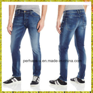 Cool Mens Leisure Jeans pictures & photos