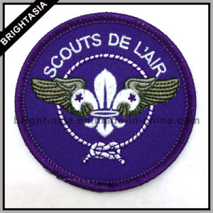 Promotion Embroidery Patch (BYH-101125) pictures & photos