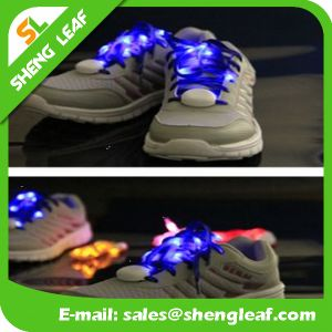 Hot Sale Cheap LED Special Dancing Promotional Shoelace (SLF-NS005) pictures & photos