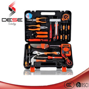 28PCS Household Repair S2 or Cr-V Material Hand Tool Set pictures & photos