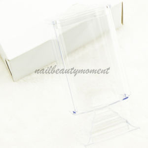 Nail Art Manicure Wiper Container Beauty Tool Products (C16)