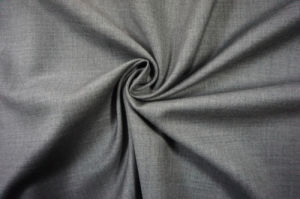 Dark Grey Worsted Wool Fabric pictures & photos