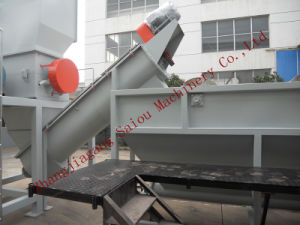 Waste PP PE Bags Recycling Machine Line pictures & photos