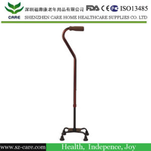 Rehabilitation Therapy Supplies Three-Legged Walking Stick, Four Legged Walking Stick pictures & photos