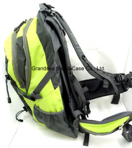 Promotion Waterproof Outdoor Mountaineering Sports Travel Gym Bag Backpack (GB#20091) pictures & photos