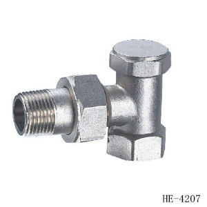 (HE4207--HE4209) Radiator Valve with Plastic Handle for Water