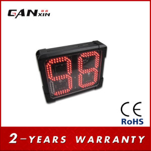 [Ganxin] 8inch 2digital Big Size Fitness Digital Count up LED Timer pictures & photos