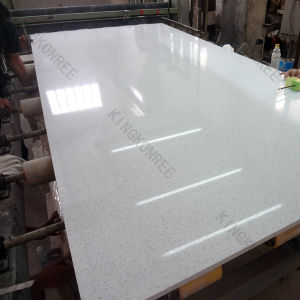 Countertop Material Artificial Marble Quartz Stone Slabs 170220 pictures & photos