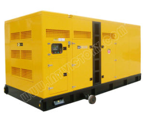 538kVA ISO Approved Water-Cooled Deutz Diesel Power Station for Prime Use pictures & photos