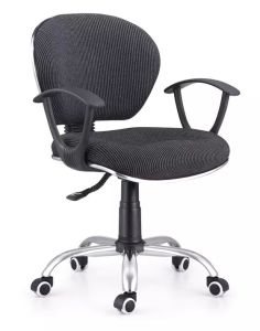 Durable Office Staff Chair Edged with Metal Office Furniture (SZ-OCM19) pictures & photos