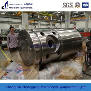 OEM/ODM-CNC Machining Part-Shaft-Forging