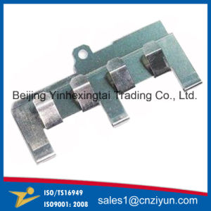 Customized Small Galvanized Steel Parts pictures & photos