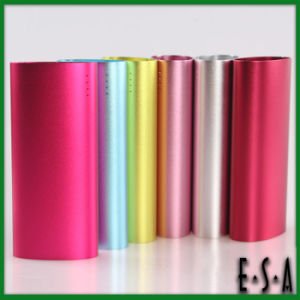2015 Colorful Fast Charging Super Slim Power Bank 5200mAh, Colorful Power Bank for Mobilephone, Power Bank with Many Color G11b111 pictures & photos