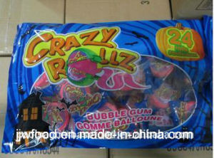 Fruit Bubble Rollz Chewing Gum in Each Polybag for Halloween Gift pictures & photos