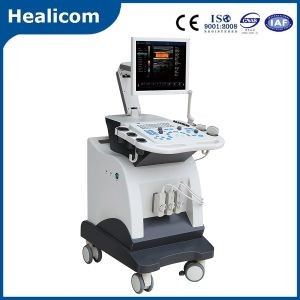 Huc-600 Color 2D Doppler Ultrasonic System 2D Ultrasound Machine System pictures & photos