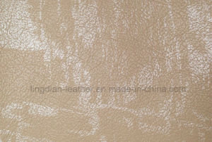 Abrasion Resistant Microfiber Leather for Sofa and Bed (FD27)
