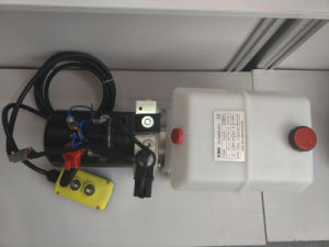 12V DC Power Unit with up-Down with Solenoid Valve Release pictures & photos