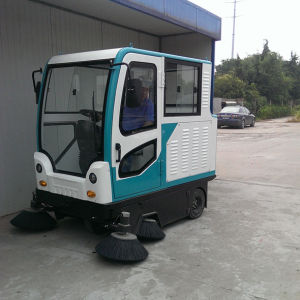 Fl880 Electric Road Sweeper