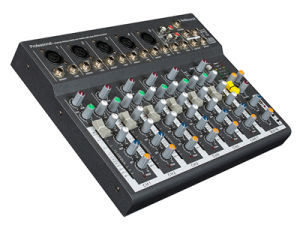 7 Channels with 3EQ MP3 Mixing Console F 7 pictures & photos