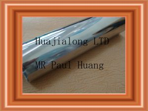 Stainless Steel Pipe in Hairline Finish pictures & photos
