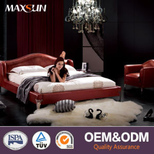 Modern Style Bedroom Furniture Bed (MS-07283)
