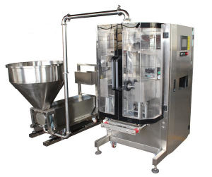 Automatic Vertical Liquid Weighing Filling&Sealing Machine (RS-V600) pictures & photos