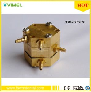 Dental Hexagonal Water Air Valve for Dental Chair Unit Parts pictures & photos