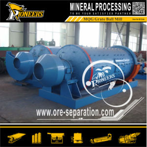 Mineral Steel Electric Centrifugal Drum Grinding Process Mill Equipment pictures & photos