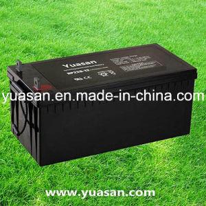 Yuasan Professionally-Producing 12V AGM UPS Battery --Np220-12 (12V220AH)