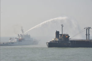 Marine External Fire Fighting System pictures & photos