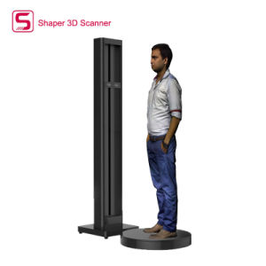 Auto 3D Body Scanner for 3D Printer