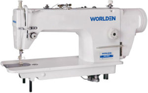 Wd-6800 Direct Drive Lockstitch Sewing Machine pictures & photos