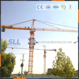 6t Tower Crane/Boom Length 56m/51m/46m/41m/ pictures & photos