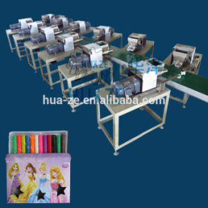 Multicolor Play Dough / Modeling Clay Packing Machine pictures & photos