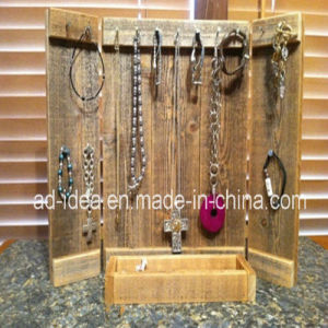 Fashionable Wooden Display Stand/ Exhibition for Jewelry pictures & photos